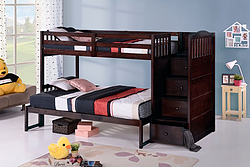 B-5910 Bunk Bed - With Extension Kit