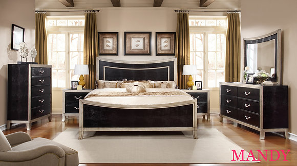Mandy Bedroom Set