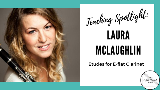 Etudes and More with Dr. Laura McLaughlin