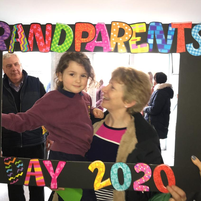 Grandparents day 9