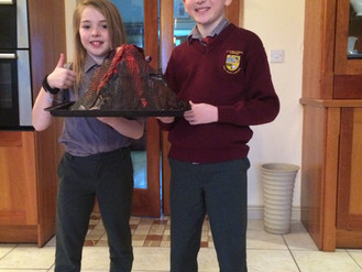 Explosions in Cappagh!