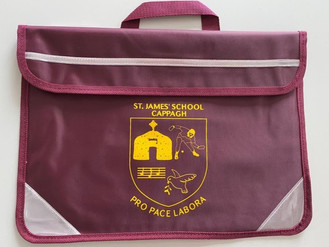 New Junior Infant book bags