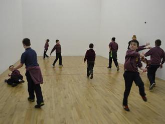 Handball sessions
