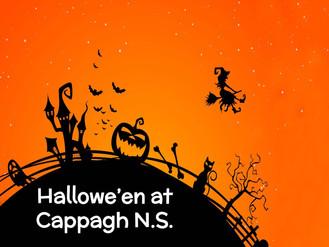 Hallowe'en at Cappagh NS