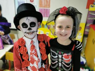 A Hallowe'en Scare