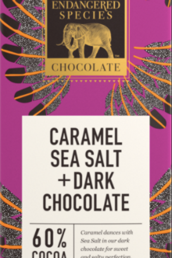 Caramel Sea Salt + Dark Chocolate