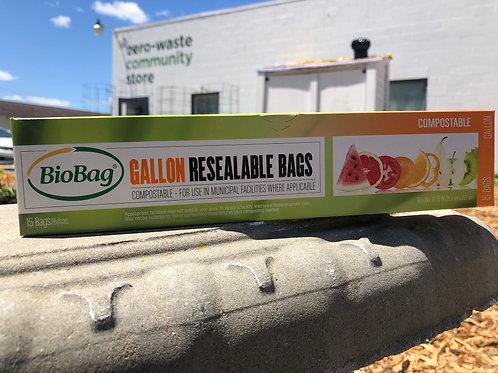 Gallon Resealable Bags