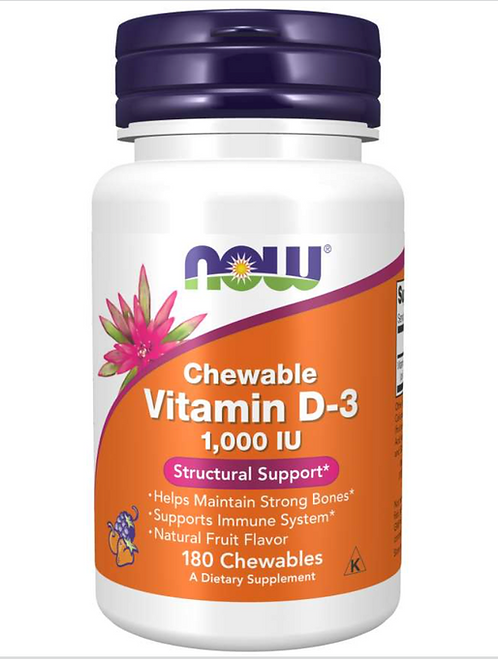 Chewable Vitamin D-3
