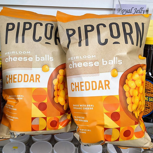 Pipcorn Cheese Balls