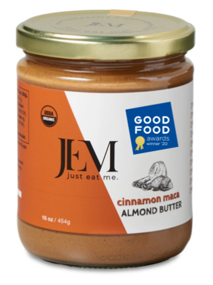 Cinnamon Maca Almond Butter