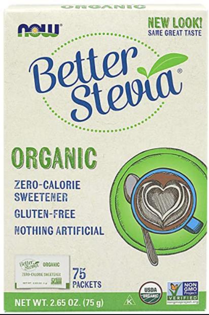 Better Stevia Sweetener
