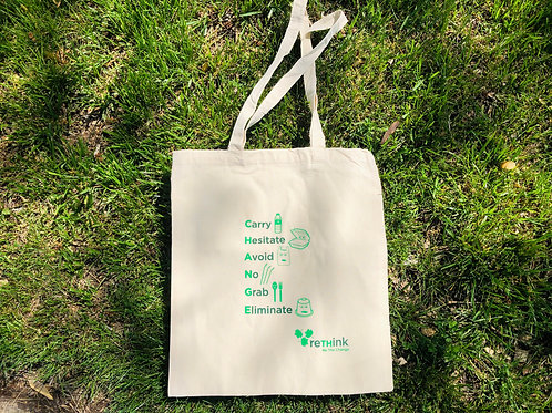 reTHink Reusable Tote