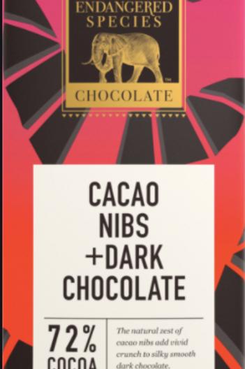 Cacao Nibs + Dark Chocolate