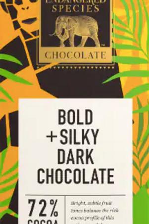 Bold + Silky Dark Chocolate