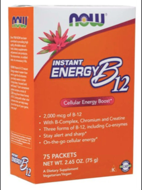 B12 Energy Packets