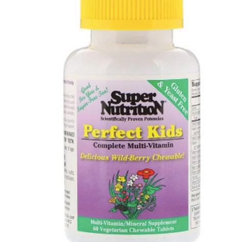Perfect Kids Chewable Multi-Vitamin