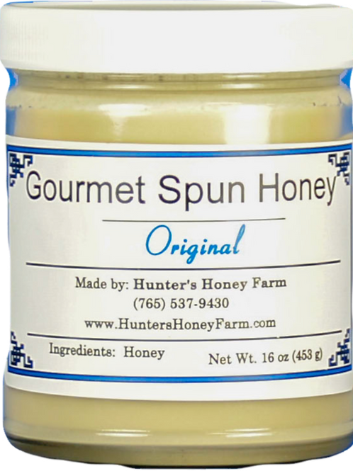 Spun Honey