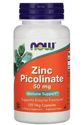 Zinc Picolinate Veg Caps