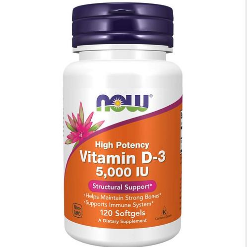 Vitamin D 5000 units