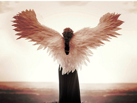 Les Anges s'éveillent! Angels are awakening!