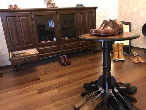 靴づくり序章①~はじめましての靴屋さん~