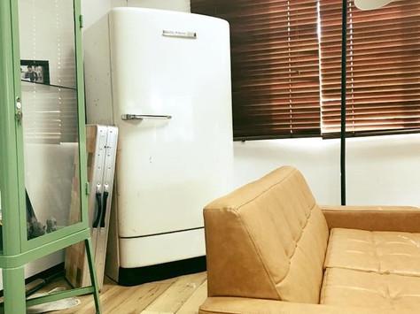 ViSTROX officeー冷えない冷蔵庫ー