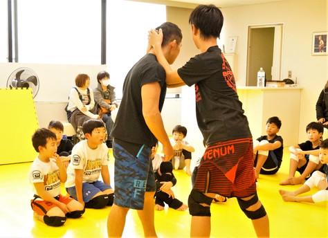 合同練習会・大阪日本橋BLOWS