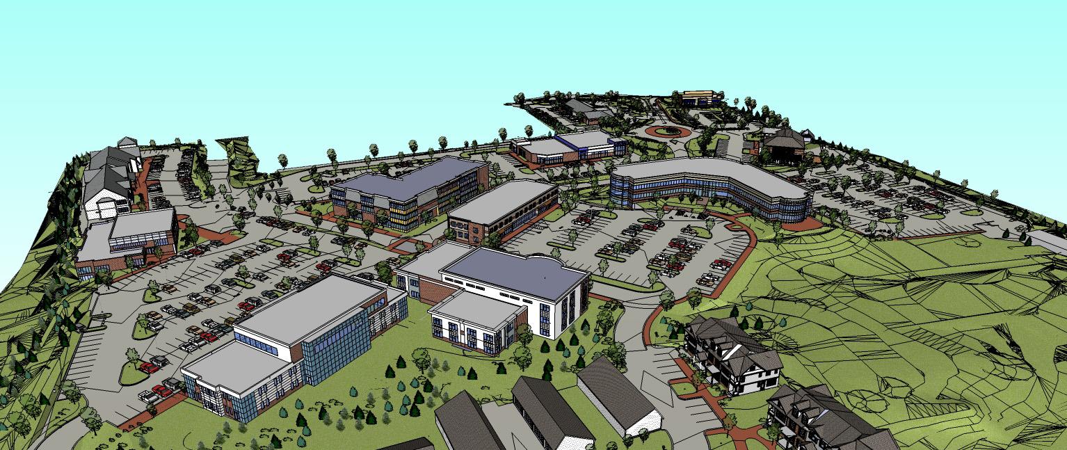 Gateway Park | Concept Plan