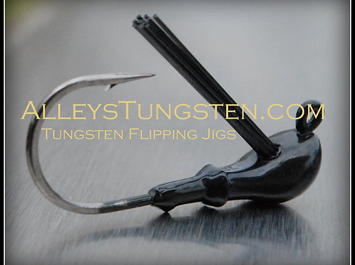Tungsten Jig: Flipping
