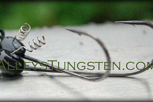 Tungsten Jig: Shakey Head