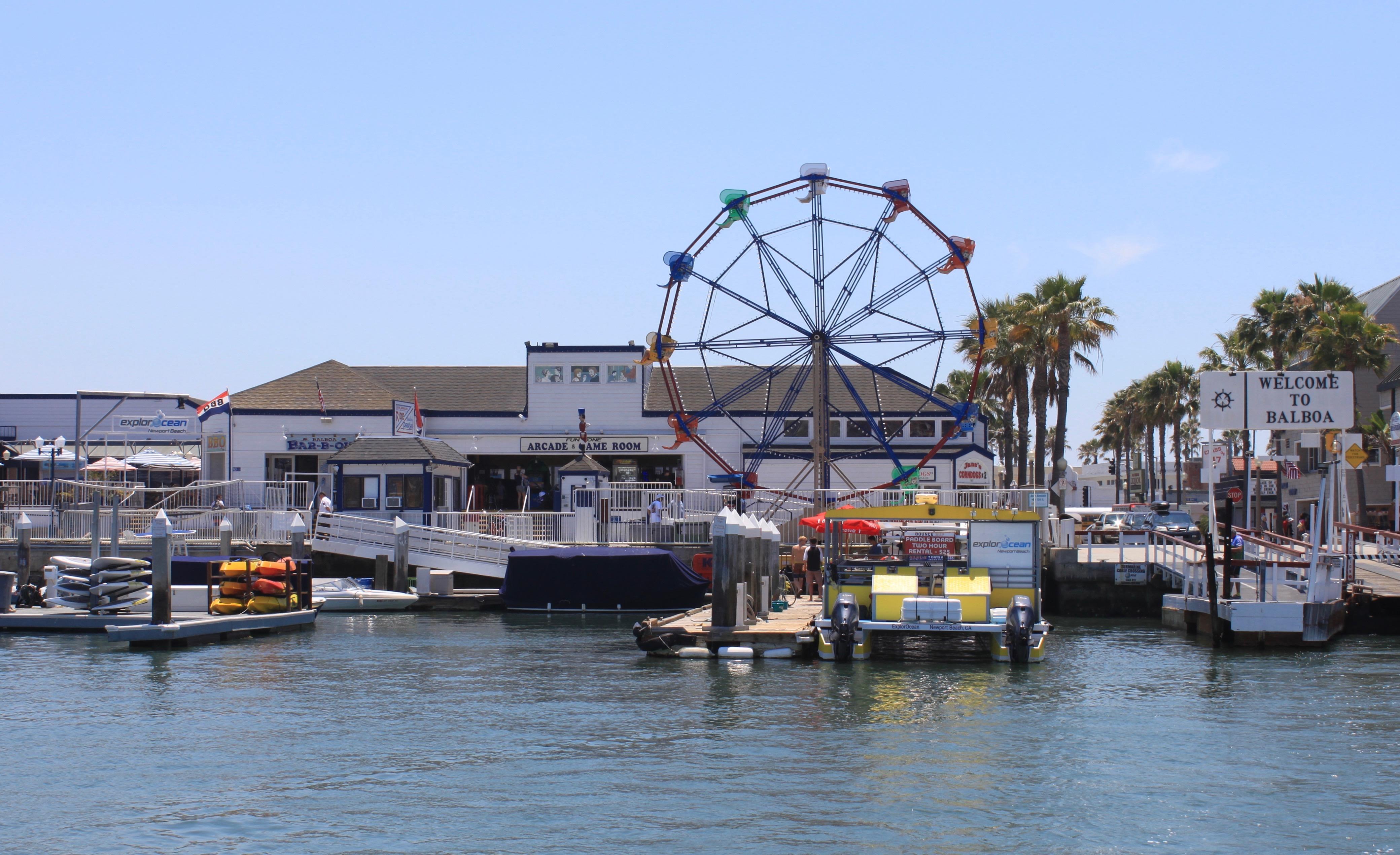 About Balboa Ferris Wheel