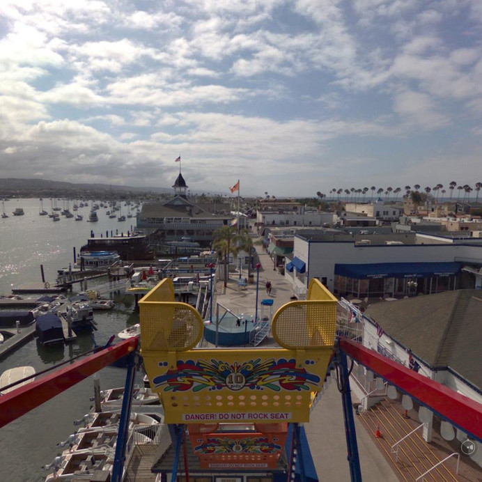 Balboa Ferris Wheel 360 Sphere