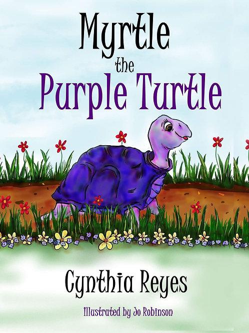 Myrtle the Purple Turtle