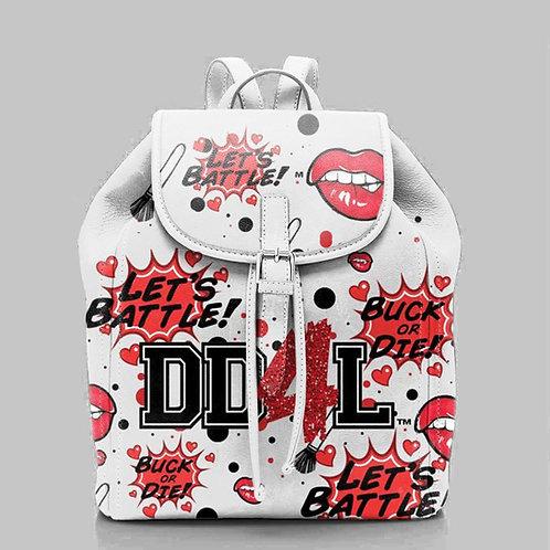 LET'S BATTLE -DD4L BOOKBAG