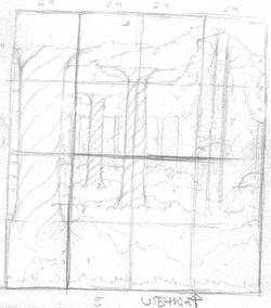Forgotten Forest Zone - Parallax BG