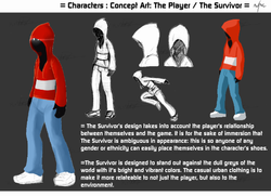 Character Design and Logic