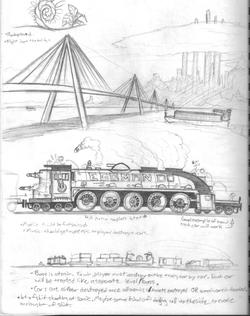 Havok Harbor Zone - Boss Concept