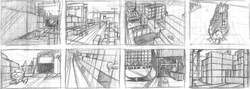 Havok Harbor Zone - Locale Sketches