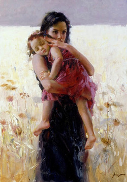 Pino-maternal-instincts