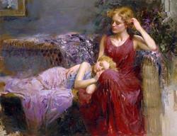 Pino-mothers-love