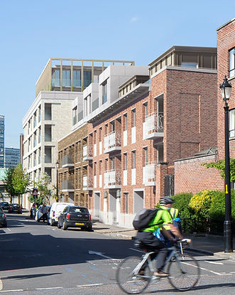 "Otterlo London ""Lucian Grant"" ""mixed used"" development waterloo borough southbank new homes"