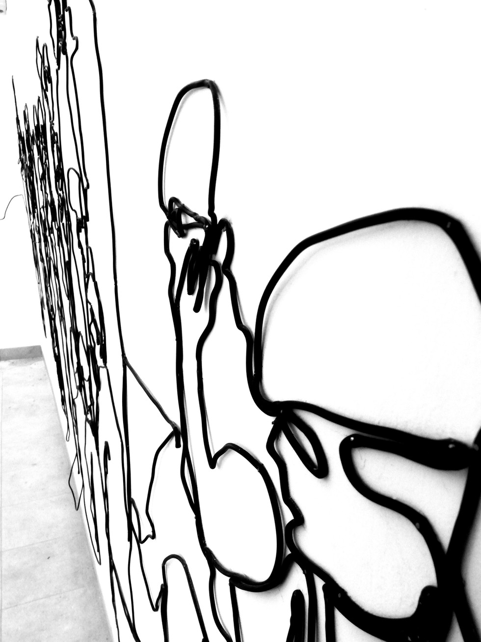 (dettaglio muro A)