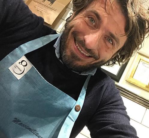 Massimiliano Scotti, Chef Gelatiere