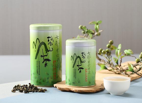 有機梨山烏龍茶(150g/罐) Lishan Organic Oolong Tea (Wt.150g/bottle)