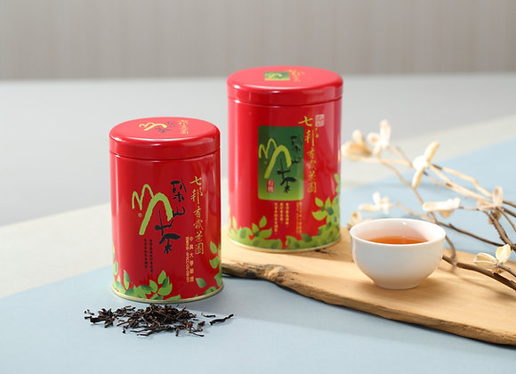 有機梨山紅茶 (100g/罐) Lishan Organic Black Tea (Wt.100g/bottle)