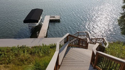 New Stairs to Boat Dock