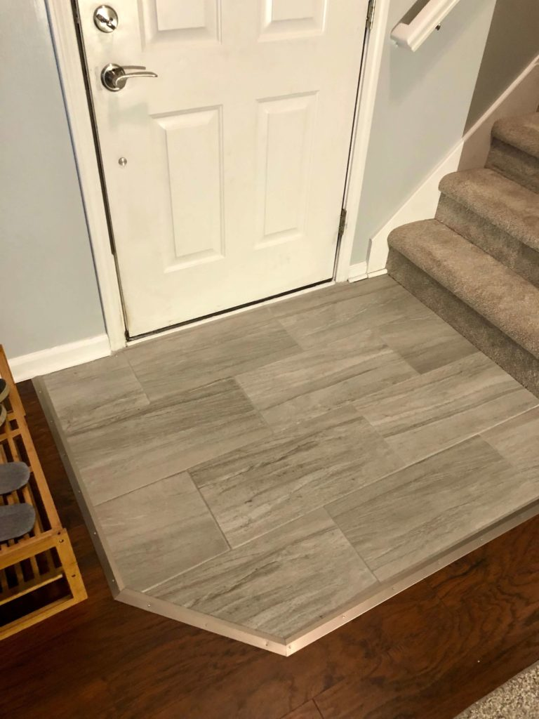 New Entry Tile