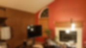Living Room we Painted