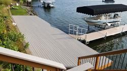 New Boat Dock