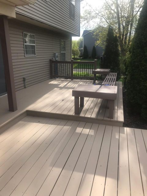 New deck, another angle